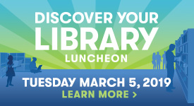 Discover Your Library luncheon